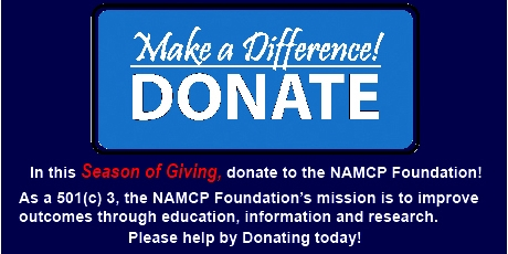 Donate To The NAMCP Foundation